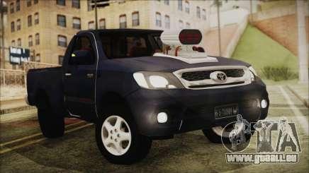 Toyota Hilux 2015 v2 pour GTA San Andreas