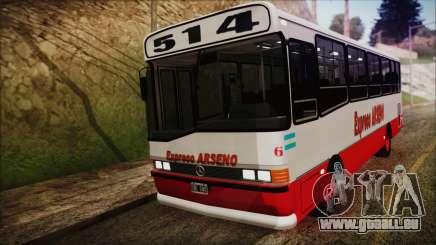 Mercedes-Benz OHL 1320 Linea 514 Expreso Arseno für GTA San Andreas