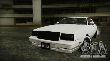 GTA 5 Willard Faction Custom without Extra Int. pour GTA San Andreas