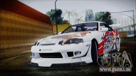 Lexus SC300 Edit für GTA San Andreas