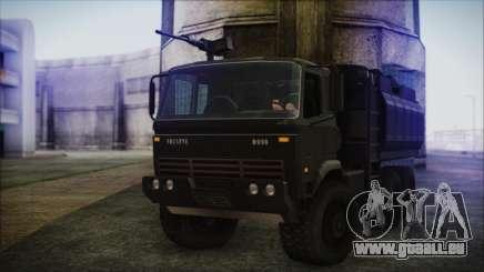 Archer Gun Truck für GTA San Andreas