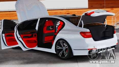 BMW 7-er 2016 v2.0 für GTA 4 rechte Ansicht