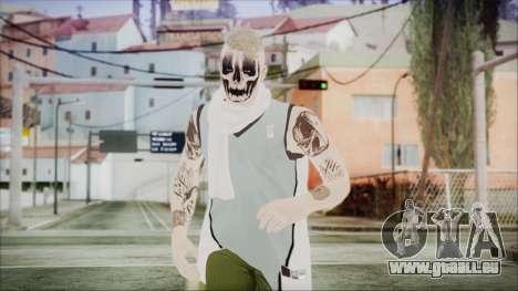 GTA Online Skin 2 pour GTA San Andreas