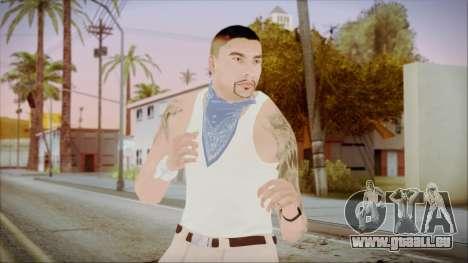 GTA 5 LS Vagos 2 für GTA San Andreas