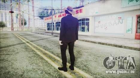 GTA Online Skin 29 pour GTA San Andreas troisième écran