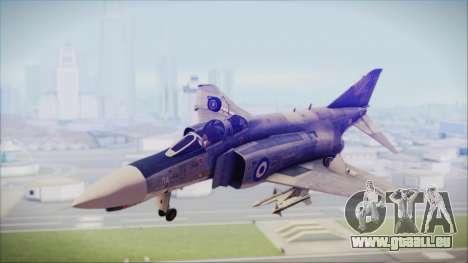 McDonnell Douglas F-4N Hellenic Air Force pour GTA San Andreas