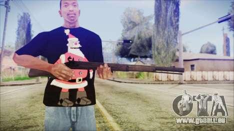 GTA 5 Musket - Misterix 4 Weapons für GTA San Andreas dritten Screenshot