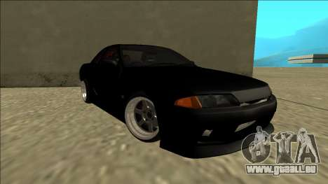 Nissan Skyline R32 Drift für GTA San Andreas rechten Ansicht