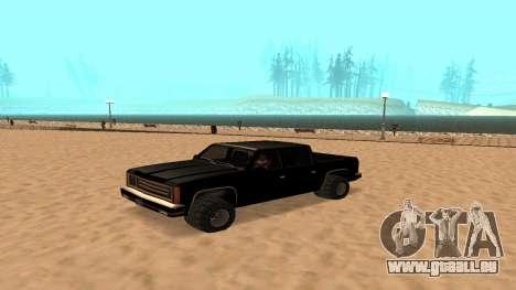 FBIranch By MarKruT pour GTA San Andreas