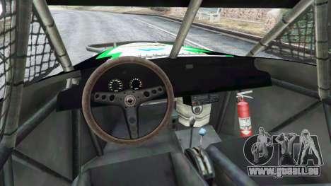 GTA 5 Ickler Jimco Buggy [Beta] arrière droit vue de côté
