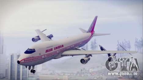 Boeing 747-237Bs Air India Rajendra Chola für GTA San Andreas