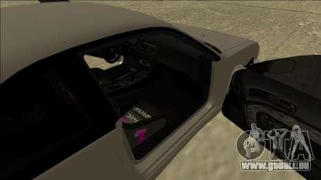 Nissan Silvia S14 Drift pour GTA San Andreas vue de côté