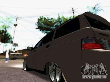VAZ 2111 Tuning pour GTA San Andreas vue de droite