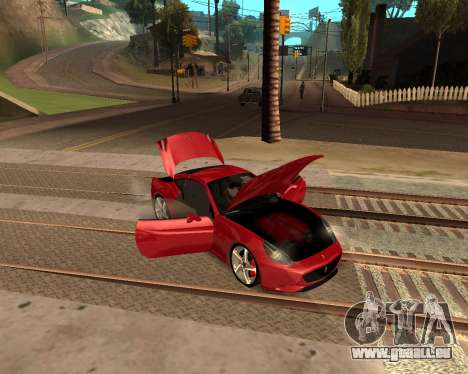 Car Accessories Script v1.1 für GTA San Andreas dritten Screenshot