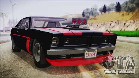 GTA 5 Declasse Tampa IVF für GTA San Andreas