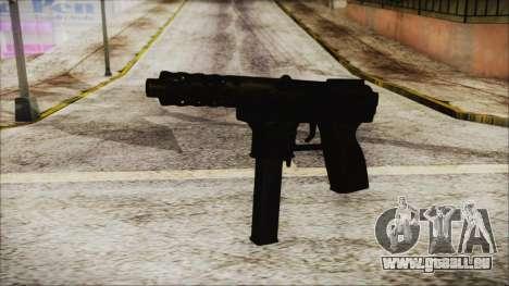 TEC-9 Multicam pour GTA San Andreas