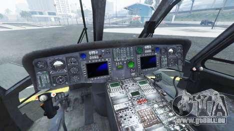 GTA 5 Sikorsky HH-60G Pave Hawk fünfter Screenshot