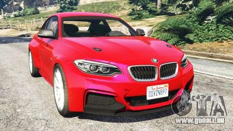 BMW M235i (F22) 2014 für GTA 5