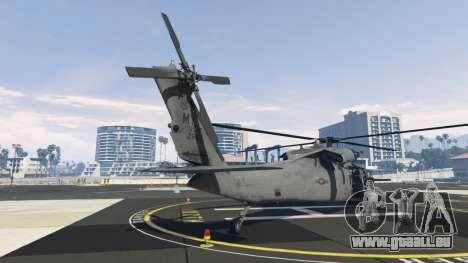 GTA 5 Sikorsky HH-60G Pave Hawk dritten Screenshot