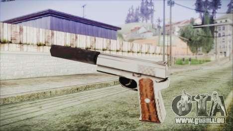 Wildey Magnum für GTA San Andreas zweiten Screenshot