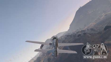 GTA 5 Embraer A-29B Super Tucano House cinquième capture d'écran