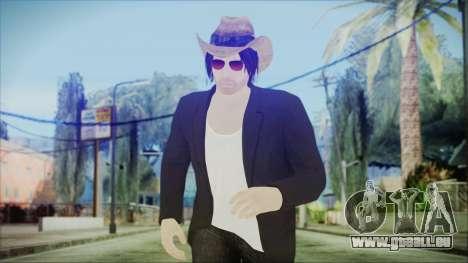 GTA Online Skin 29 pour GTA San Andreas