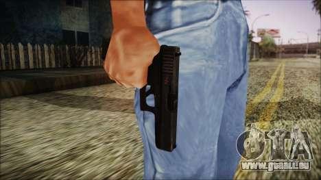 PayDay 2 Chimano 88 pour GTA San Andreas troisième écran