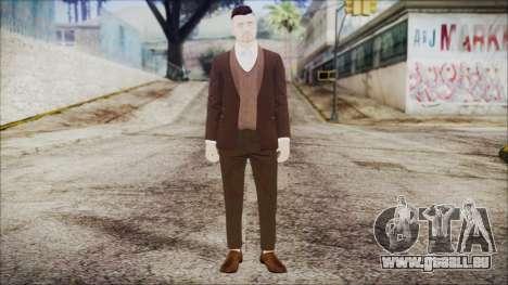 GTA Online Skin 14 für GTA San Andreas zweiten Screenshot