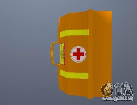 Erste-Hilfe-Kit für GTA San Andreas