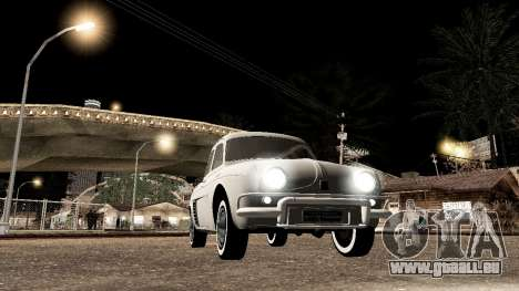 Willys-Overland Gordini III 1966 - Beta pour GTA San Andreas
