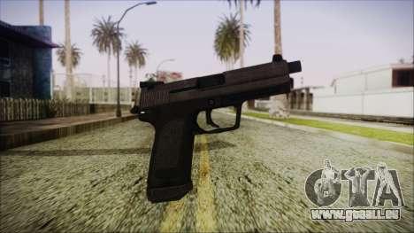 PayDay 2 Interceptor .45 pour GTA San Andreas