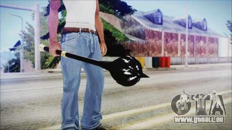 Bulat Steel Mace für GTA San Andreas dritten Screenshot