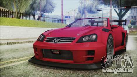 Benefactor Feltzer Super Sport für GTA San Andreas
