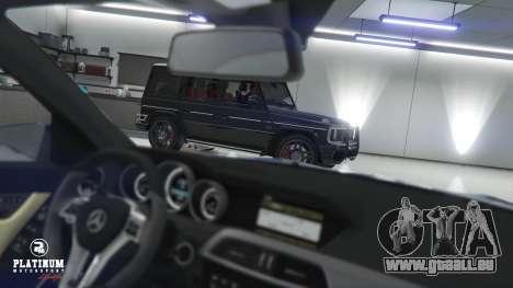 GTA 5 Roue Mercedes-Benz G63 AMG v1