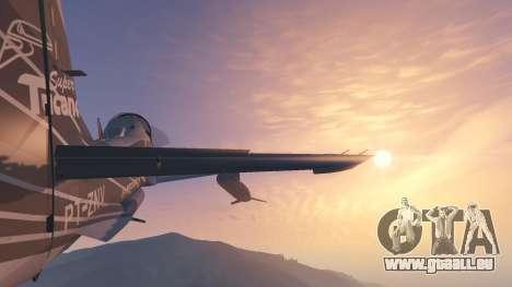 Embraer A-29B Super Tucano House für GTA 5