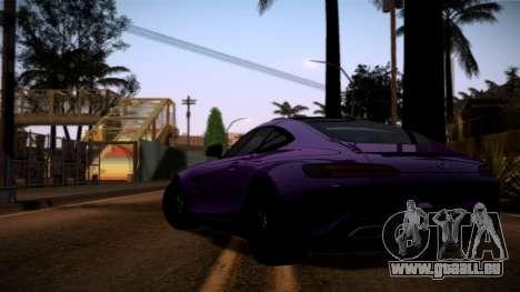 ENB by OvertakingMe (UIF) v2 pour GTA San Andreas cinquième écran