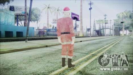GTA 5 Santa Sucio pour GTA San Andreas troisième écran