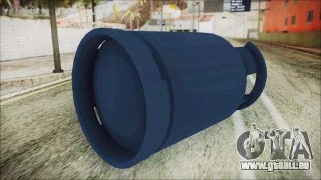 Gas LPG 12 kg für GTA San Andreas dritten Screenshot
