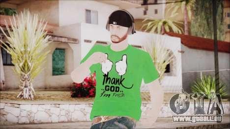 GTA Online Skin 16 für GTA San Andreas