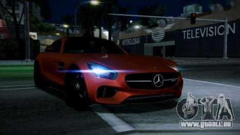 ENB by OvertakingMe (UIF) v2 pour GTA San Andreas sixième écran
