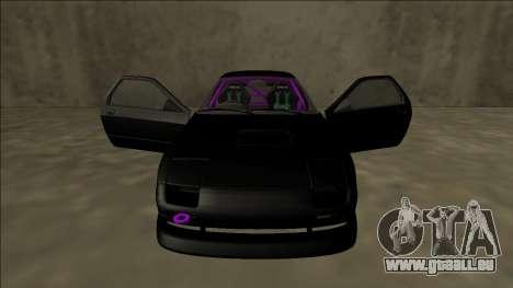 Mazda RX-7 FC Drift für GTA San Andreas Innen