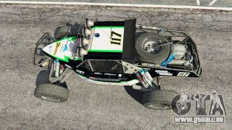 GTA 5 Ickler Jimco Buggy [Beta] vue arrière