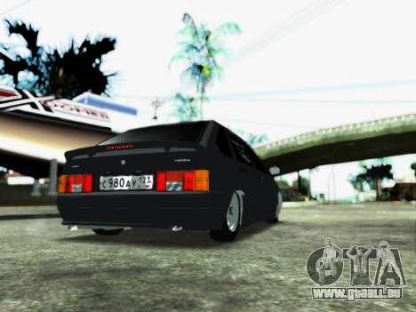 2114 für GTA San Andreas zurück linke Ansicht