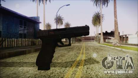 PayDay 2 Chimano 88 pour GTA San Andreas