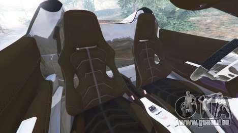 Ferrari 458 Italia Spider [LibertyWalk] pour GTA 5