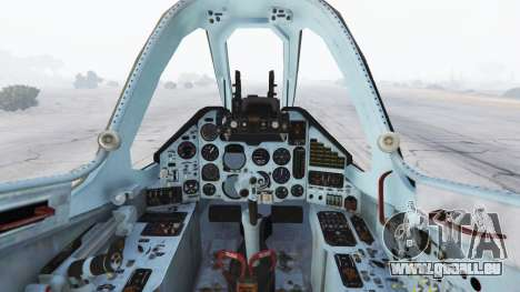 GTA 5 Su-25 v1.1 fünfter Screenshot