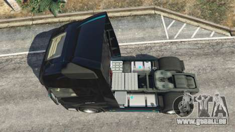 Volvo FH 750 2014 pour GTA 5