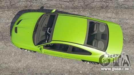 GTA 5 Holden Monaro CV8-R 2005 Rückansicht