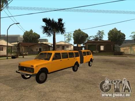VAZ 2131 Hyper für GTA San Andreas