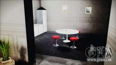 CJ House New Interior pour GTA San Andreas